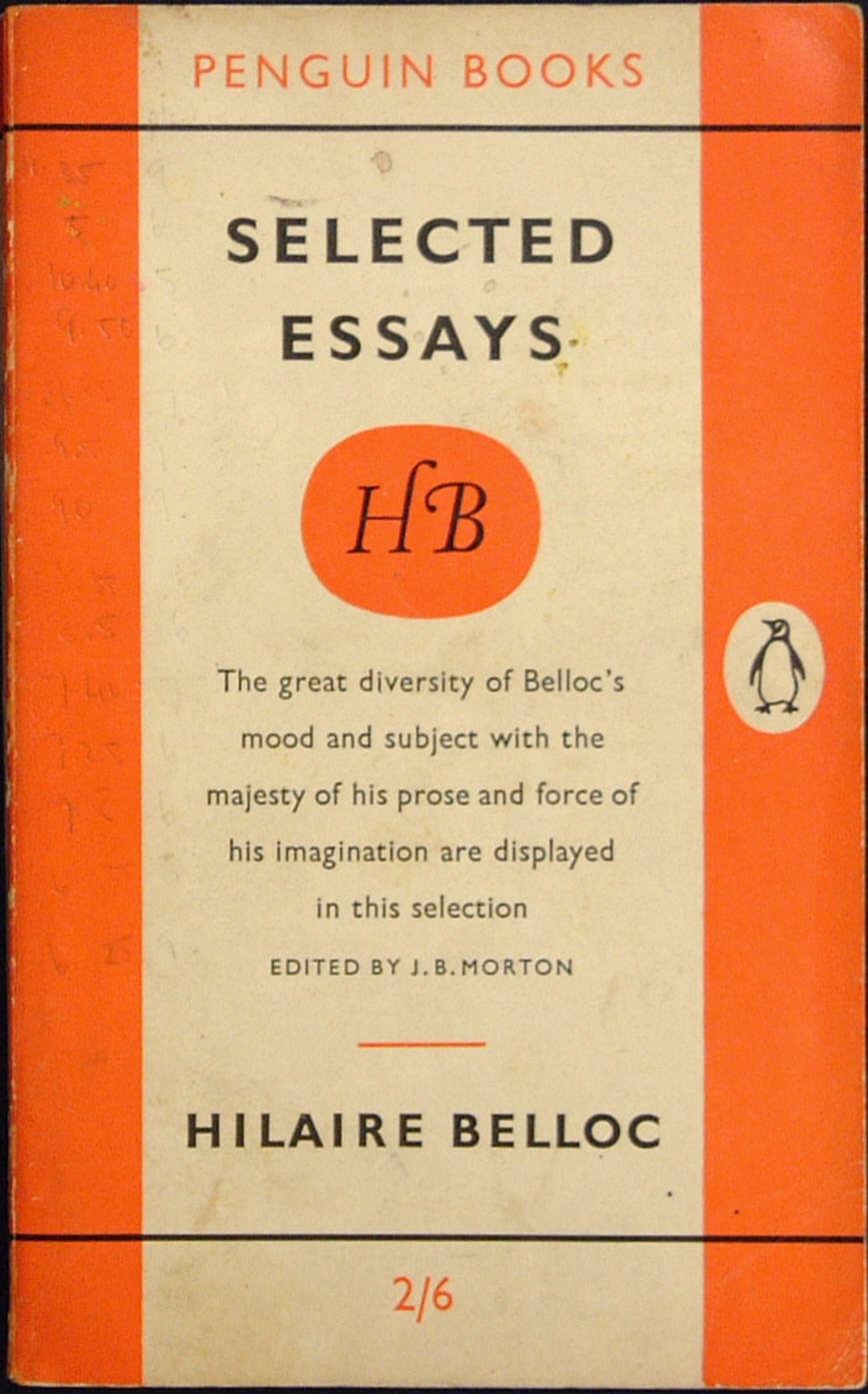 Hilaire Belloc bibliography