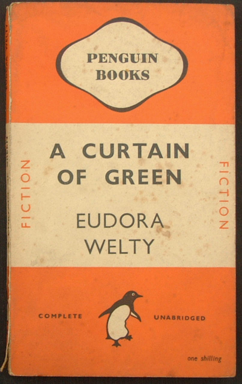 Eudora welty the curtains of green critical essays