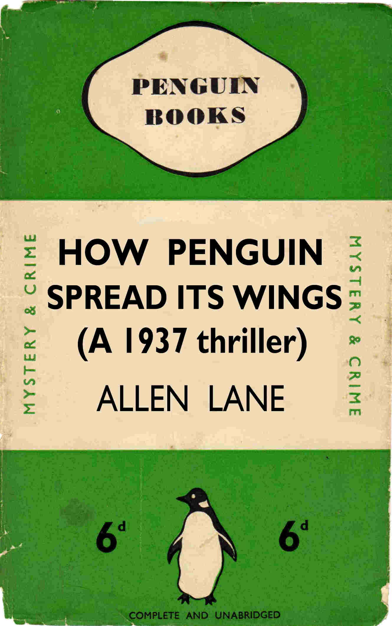 Essay On Penguins